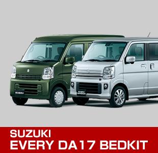 SUZUKI エブリィ DA17 ベッドキット