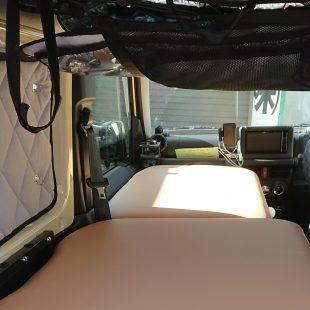 【ユーザーレビュー】ジムニー(JB64/JB74):釣りやキャンプなどのアウトドア 車中泊におすすめのベッドキット